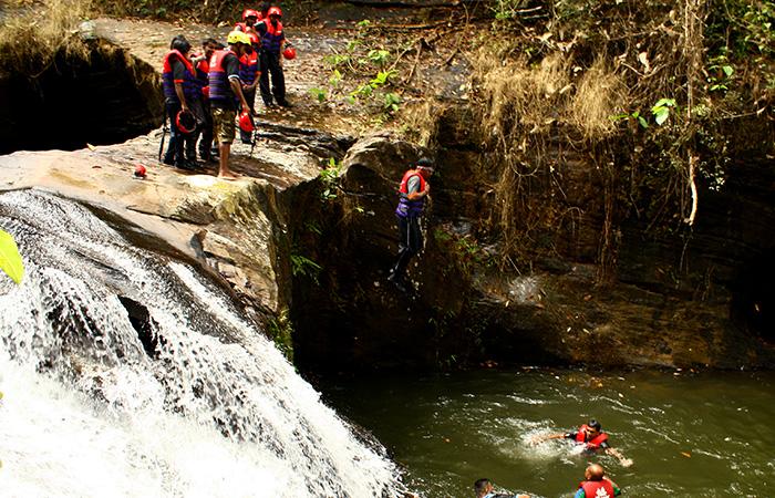 White Water Rafting Mountain Biking Waterfall Abseiling Canyoning Rain Forest Trekking And