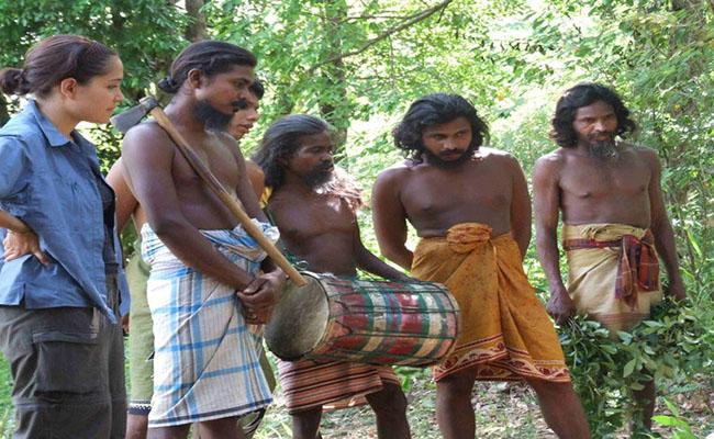 sri lankan tribe girl