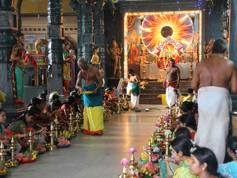 Your First Visit to a Hindu Temple