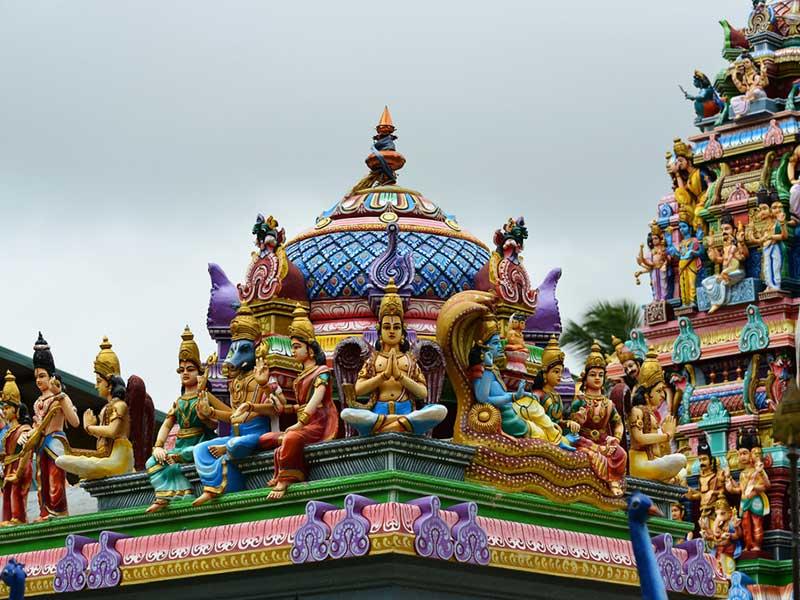 Visiting A Hindu Temple Temple In Sri Lanka Visit Temple