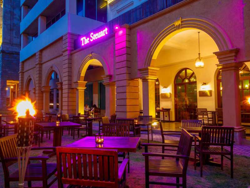 Steuart by Citrus Colombo, Colombo Hotels, Hotels in Sri Lanka, Steuart by Citrus in Colombo