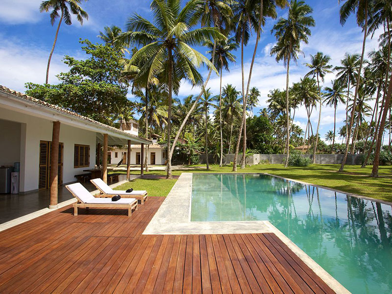 Beach Villas In Sri Lanka Holidays
