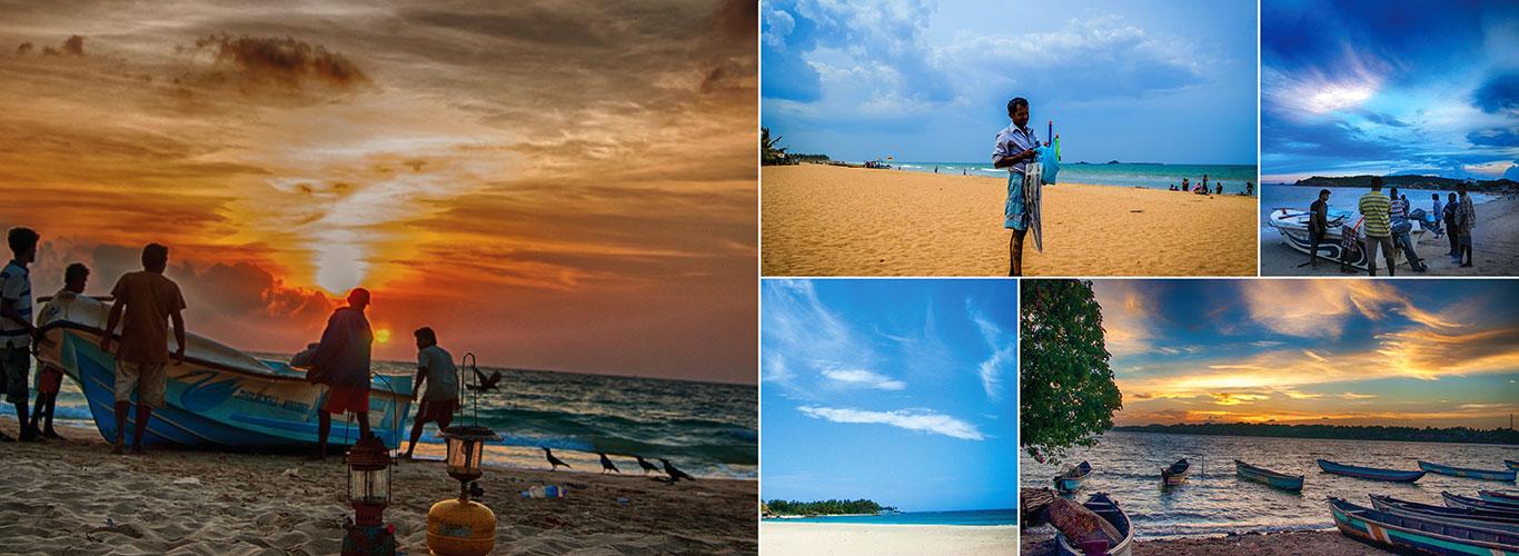 Trincomalee Beach In Sri Lanka Destinations