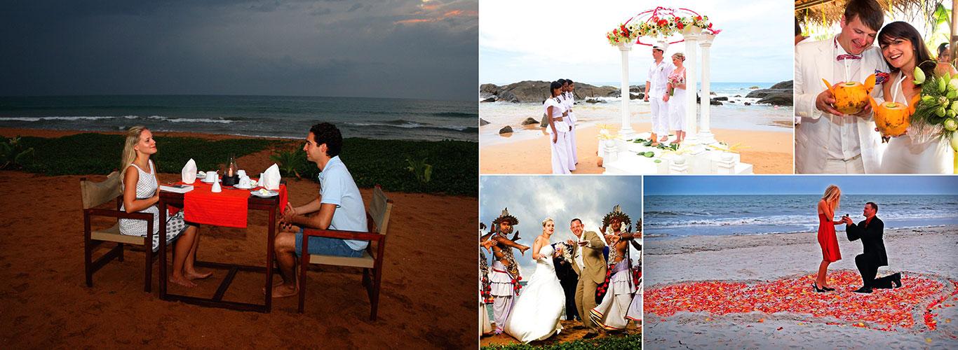 Destination Weddings In Sri Lanka Tropical Destination Weddings In