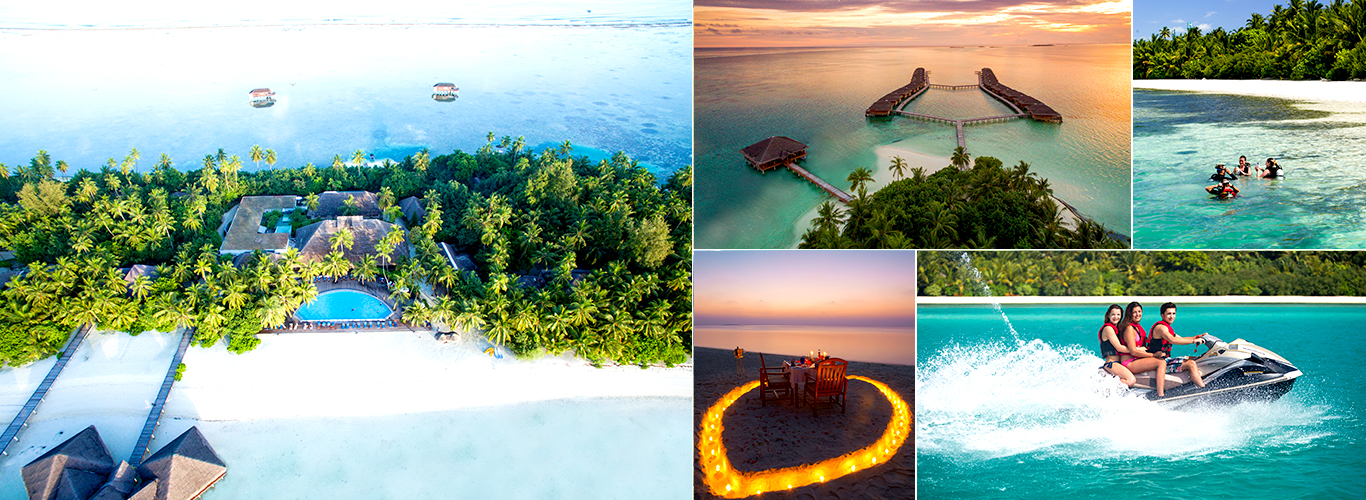 Medhufushi Island Resort In Maldives Special Offers For
