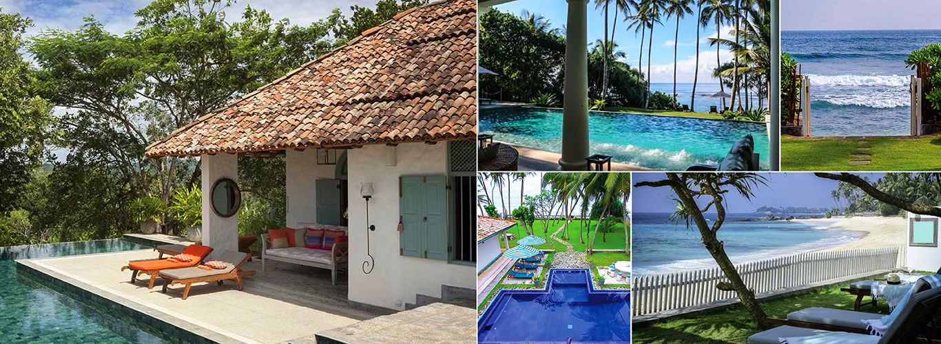 Sri Lanka Beach Villas In Holidays Best